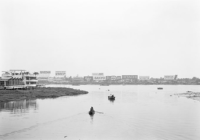 Untitled, Ho Chi Minh City, from the series Viêt Nam - PHOTO: AN-MY LÊ/MARIAN GOODMAN GALLERY