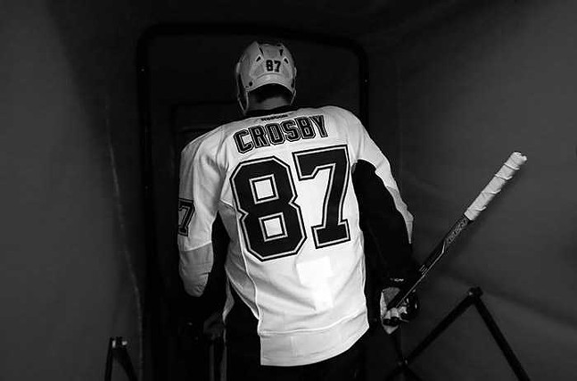 Pittsburgh Penguins captain Sidney Crosby - CP PHOTO: JARED WICKERHAM