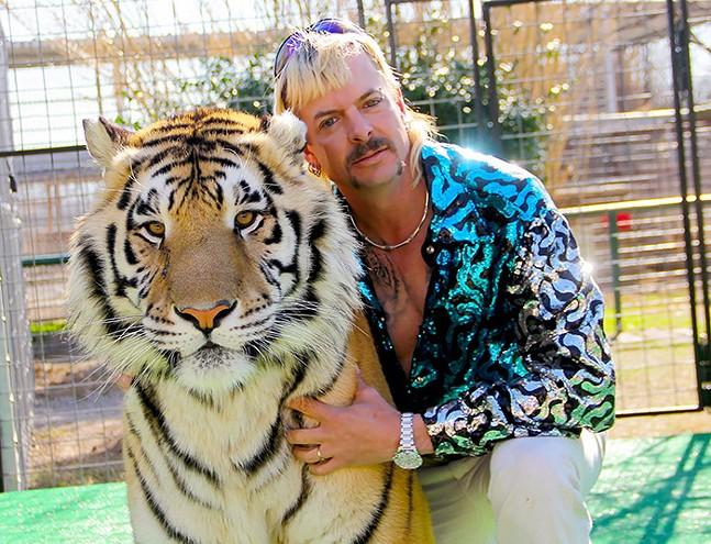 Tiger King - PHOTO: NETFLIX