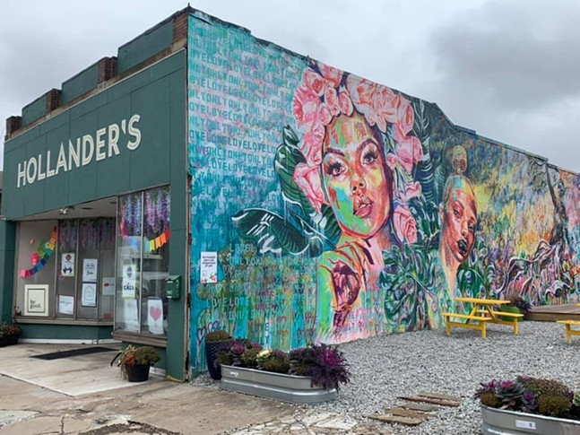 The Hollander Project in Braddock - PHOTO: FOR GOOD