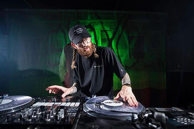 DJ ADMC - CHRISTOPHER SPROWLS