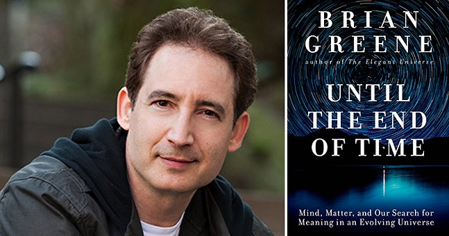 Brian Greene - PHOTO: ICM SPEAKERS