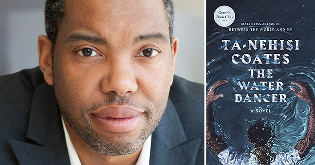 Ta-Nehisi Coates - PHOTO: NINA SUBIN