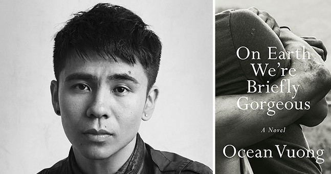 Ocean Vuong - PHOTO: TOM HINES