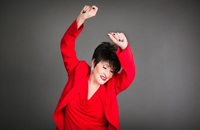Trust Cabaret Series performer Chita Rivera. - PHOTO: LAURA MARIE DUNCAN