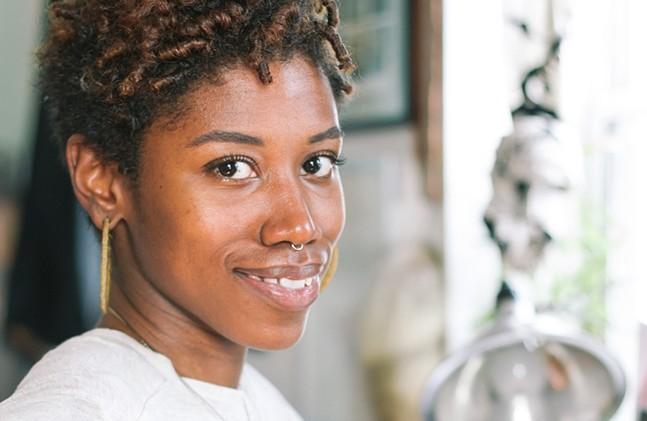 Atiya Jones of TwentyTwenty Studio - PHOTO: PG&H