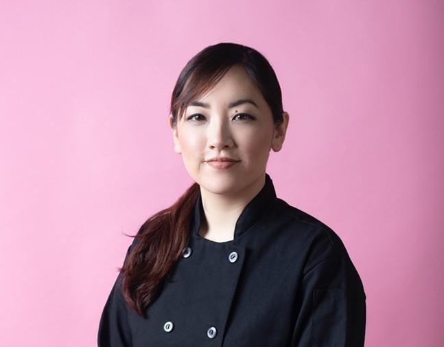 Jasmine M. Cho - PHOTO: LATRICE PHOENIX