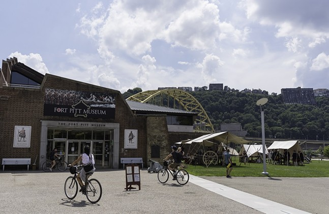 Fort Pitt Museum - PHOTO: HEINZ HISTORY CENTER