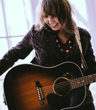 Pittsburgh writer and musician Amy Rigby - PHOTO: CHRIS SIKICH