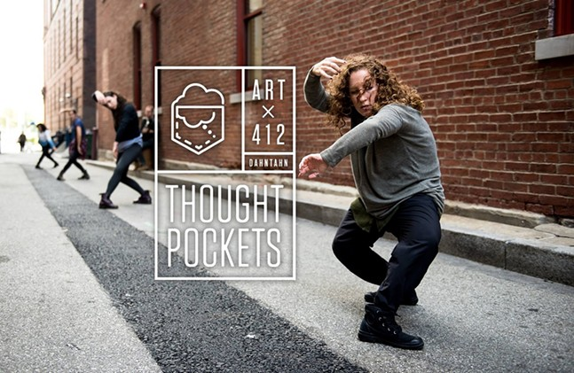 Thought Pockets by Pillow Project - PHOTO BY AARON JACKENDOFF