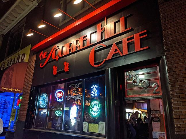 Squirrel Hill Café - CP PHOTO: AMANDA WALTZ