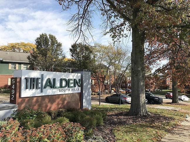 The Alden South Hills - CP PHOTO: RYAN DETO