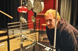 Eric Singer - PHOTO COURTESY OF SINGERBOTS