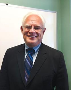 Larry Schweiger, new head of Penn Future