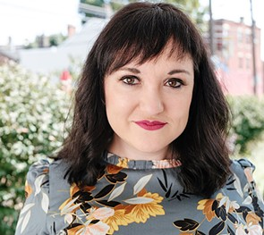 Abby Fudor - PHOTO: MIKE RUBINO