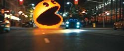 Pac-Man panic