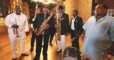 The Dirty Dozen Brass Band - COURTESY OF RED LIGHT MANAGEMENT