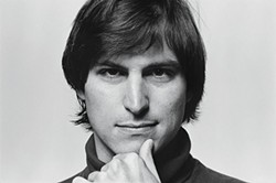 This man wants to sell you a phone: Steve Jobs
