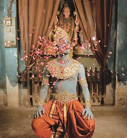 Photographs by Nandini Valli Muthiah at Wood Street Galleries for India in Focus