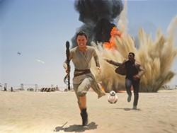 Star Wars: The Force Awakens, Dec. 18