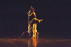 Baker & Tarpaga Dance performs Declassified Memory Fragment - PHOTO COURTESY OF REBEKAH EDIE