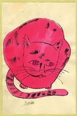 Art by Andy Warhol. Image © The Andy Warhol Foundation for the Visual Arts, Inc., courtesy of The Andy Warhol Museum