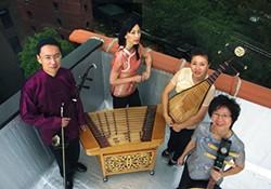 Music From China - PHOTO COURTESY OF MAN ASURA