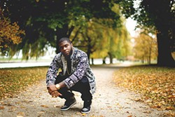 Big K.R.I.T. - PHOTO COURTESY OF ANDREW LITTEN