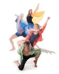 Attack Theatre promo shot - PHOTO COURTESY OF CRAIG THOMPSON