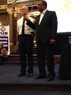 Pittsburgh Police Chief Cameron McLay - PHOTO COURTESY OF RYAN DETO