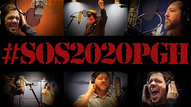 Screenshot from the SOS 2020 promo video
