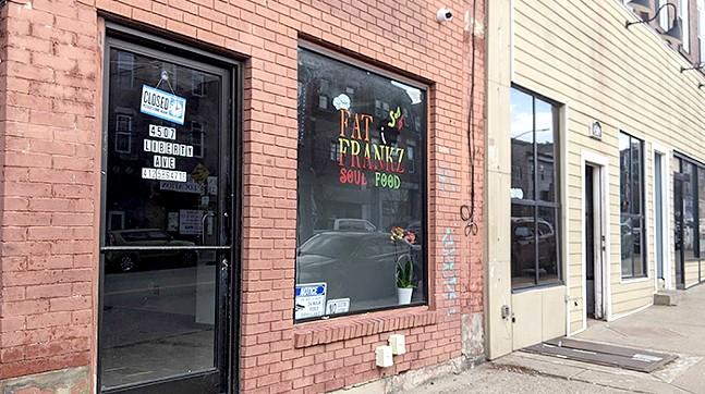Fat Frankz Soul Food in Bloomfield - CP PHOTO: MAGGIE WEAVER