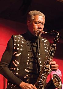 Saxophonist Billy Harper