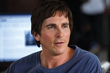 Christian Bale is worried about mortgages.
