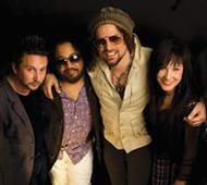 Rusted Root - PHOTO COURTESY OF THE BAND