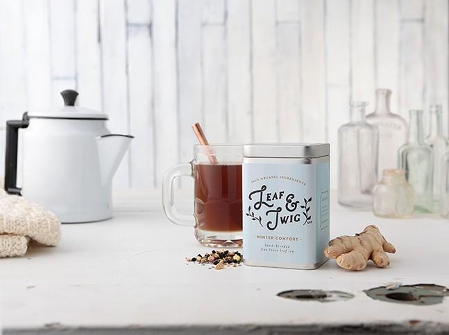 Winter Comfort tea by Leaf & Twig - PHOTO: LEAF & TWIG