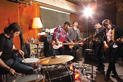 The Gotobeds - CP FILE PHOTO BY HEATHER MULL