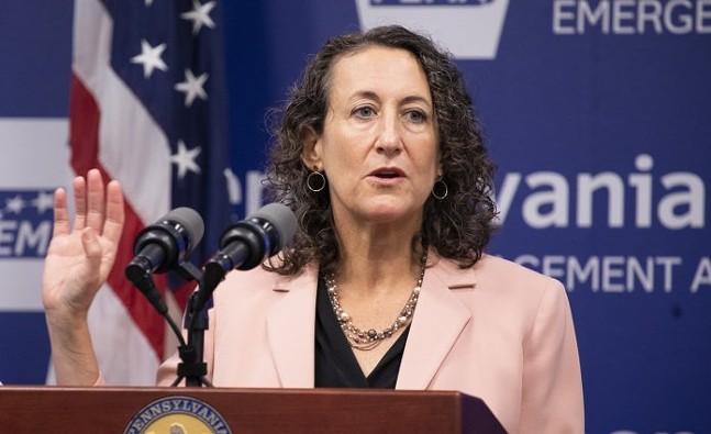 Pennsylvania Secretary of State Kathy Boockvar on Oct. 27, 2020 - PHOTO: COURTESY GOVERNOR'S OFFICE