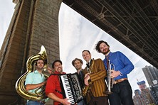 Raya Brass Band - PHOTO COURTESY OF APRIL RENAE