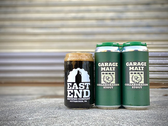 PHOTO: EAST END BREWING COMPANY