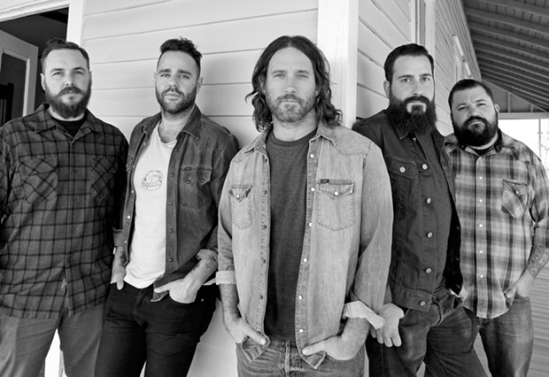 Chuck Ragan and The Camaraderie - LISA JOHNSON