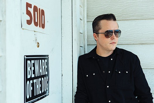 Free man: Jason Isbell - PHOTO COURTESY OF DAVID MCCLISTER