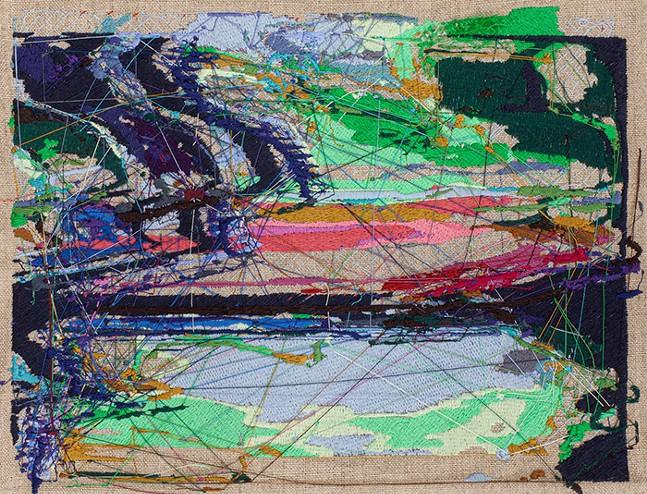 Scrambled Skinemax 2 by Terry Boyd at ZYNKA Gallery, see Sat., Feb. 27 - PHOTO: TERRY BOYD