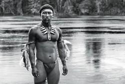 Last of his tribe: Karamakate (Nilbio Torres)