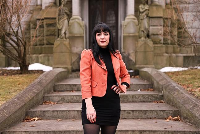 Heather Taylor - CP PHOTO: KAYCEE ORWIG
