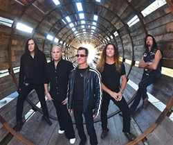 Metal Church - PHOTO COURTESY OF MIKE SAVOIA