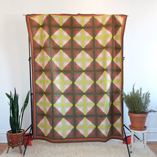 Find Your Match quilt for Otto Finn - PHOTO: RONA CHANG