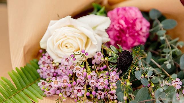Flowers from Root Seller Pgh - CP PHOTO: KAYCEE ORWIG