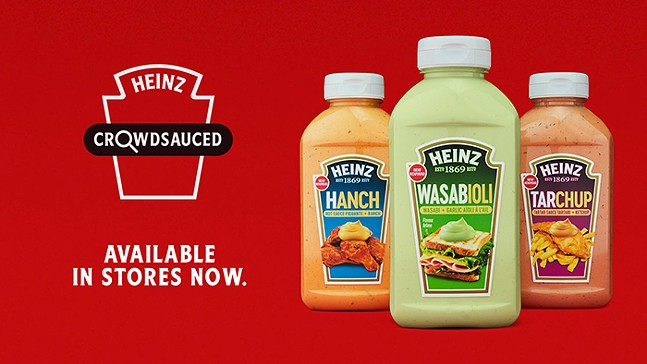 Three new condiments available only in Canada - PHOTO: COURTESY OF KRAFT HEINZ CANADA