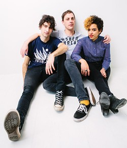 The Thermals - PHOTO COURTESY OF JASON QUIGLEY